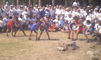 ΠΑΛΗ 2 ΟΛΥΜΠΙΑ 20-7-2013
